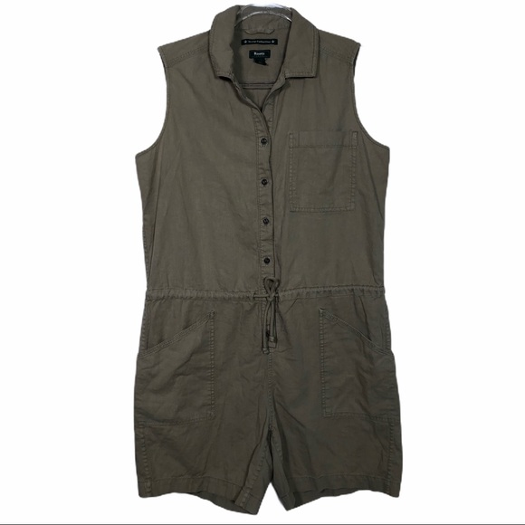 Roots Hemp collection romper